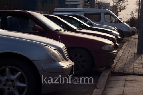 На шымкентских номерах будет цифра «17» - приказ МВД РК