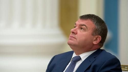 Малахов сообщил о свадьбе Сердюкова с Васильевой