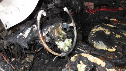 Штрафстоянка выплатит ущерб за сгоревшие автомобили в Шымкенте
