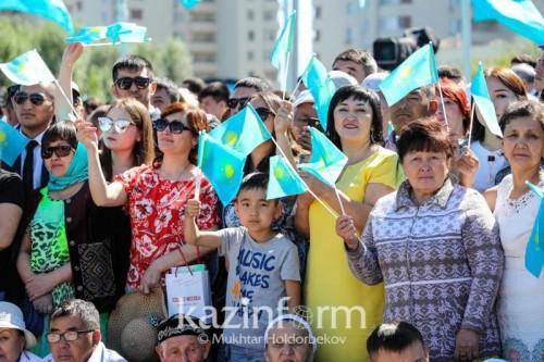Численность населения Казахстана достигла 18,25 млн человек