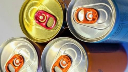 Бензоат натрия обнаружен в энергетических напитках Dizzy