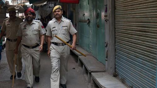 В Индии в штате Джамму и Кашмир полиция ликвидировала трех боевиков