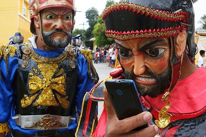 Доказан вред мобильных телефонов