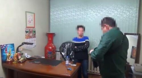 Арестованы сотрудники СЭР ВКО (ВИДЕО)