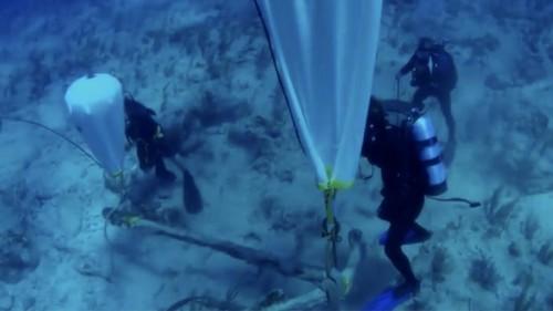 Американский исследователь обнаружил корабль пришельцев в Бермудском треугольнике
