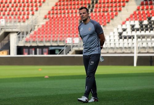 Тренер «Кайрата» объяснил поражение от «Сигмы»