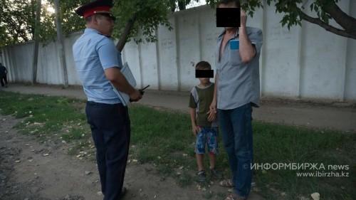 9-летний мальчик вновь угнал автомобиль