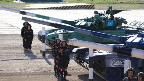 Казахстан занял третье место на АрМИ-2018
