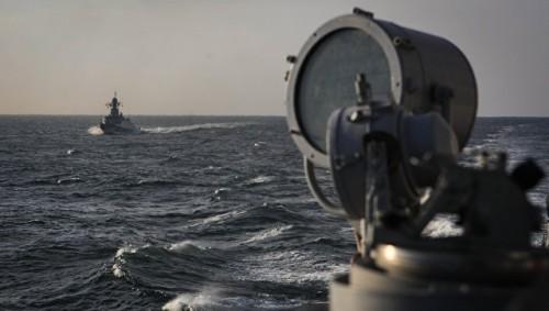 На Каспии запретят размещать иностранные военные базы