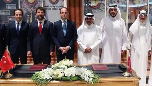 Турция и Катар идут к облегчению торговли в нацвалютах