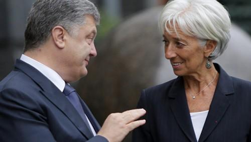 На Украине сосчитали, сколько каждый житель должен международным кредиторам