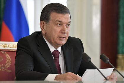 Президент Узбекистана назвал крысами родных Ислама Каримова