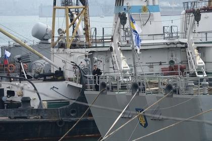 Украина построит военную базу в Азовском море