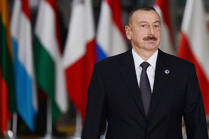 Президент Азербайджана распек армянские власти и предрек Еревану поражение