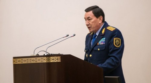 Глава МВД ответил на критику казахстанцев