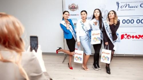 """Три девушки из Казахстана претендуют на звание """"Мисс Офис"""" в международном конкурсе красоты"""