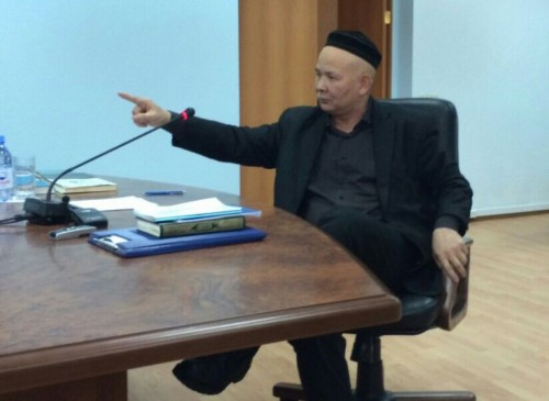 Общественный деятель М.Телибеков призывает Эрдогана наказать турецкого преступника