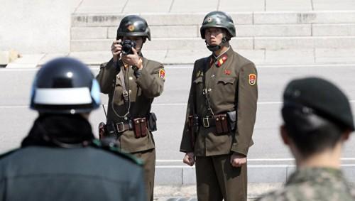 Пхеньян и Сеул договорились вывести военных из демилитаризованной зоны