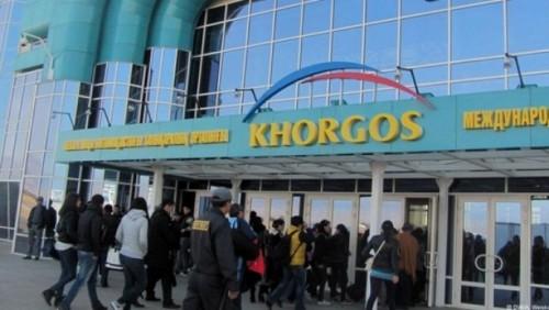 На Хоргосе избили казахстанского военнослужащего