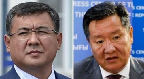 Подробности дел бывших вице-министров энергетики сообщил Бектенов