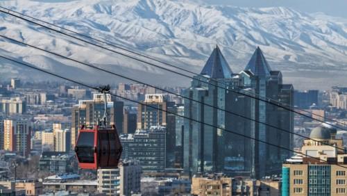 Алматы попал в список самых безопасных городов в мире