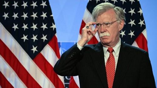 Болтон: США не позволят другим странам обходить санкции против Ирана