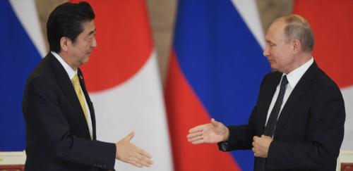 Абэ рассказал, какие перемены принесёт мирный договор Японии и России