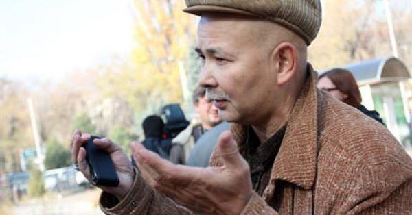 Выпрашивал 150 тенге на проезд: Задержанный мужчина заявил, что Мурат Телибеков сам к нему пристал