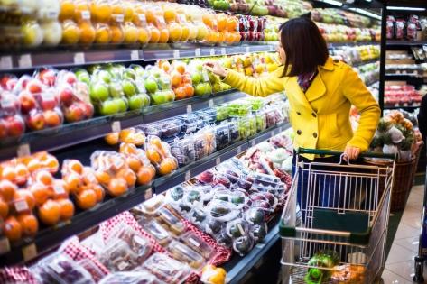 Насколько подорожали импортируемые продукты, рассказали в МНЭ