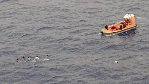 Двухметровая рыба потопила лодку с филиппинцами
