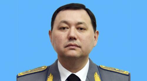 Назарбаев освободил от должности начальника Службы госохраны