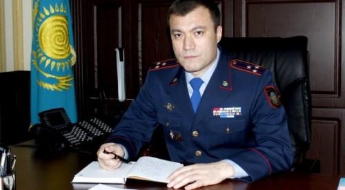 Глава ДВД Жамбылской области высказался о реформе полиции