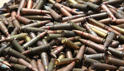 Военнослужащий торговал боевыми патронами в Таразе