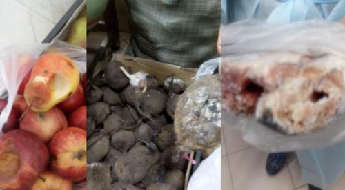 Учеников новой школы-лицея в Астане кормили просроченными продуктами