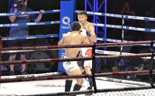 Сборную Казахстана по ММА не допускают на чемпионат мира