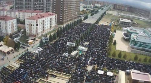 В Ингушетии две недели не прекращаются массовые протесты