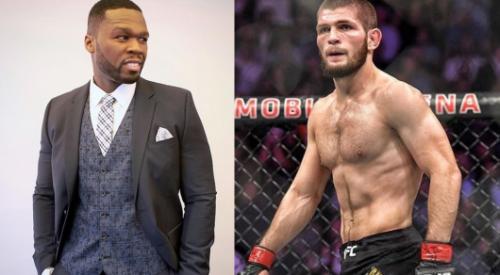 50 Cent предложил Хабибу 2 миллиона долларов за выход из UFC