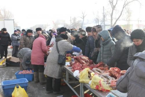 Зараженное бруцеллезом мясо могло попасть на прилавки Уральска