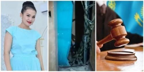 Гибель телеведущей в лифте в Актобе: виновных осудили