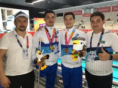 «Золото» атыраусцев позволило Казахстану войти в топ-15 на Параазиатских играх