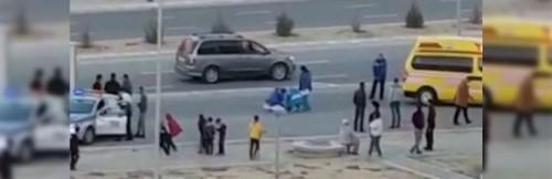 Семилетнего ребенка сбили насмерть в Актау: видео попало в Сеть