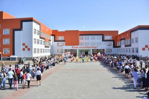 1,8 млрд тенге направили на ремонт актюбинских школ за последние три года