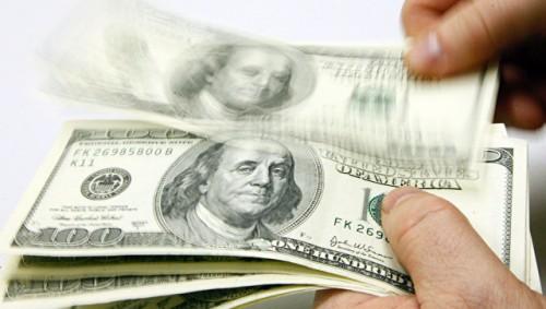 Рубль усилил рост против доллара и евро