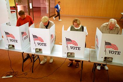 Определились лидеры на выборах в Конгресс США