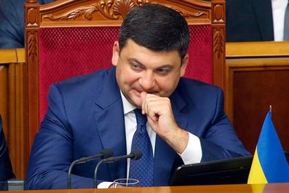 Украинский премьер водил несговорчивых министров на беседы в подвал