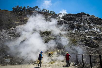 Предсказано скорое извержение супервулкана в Европе