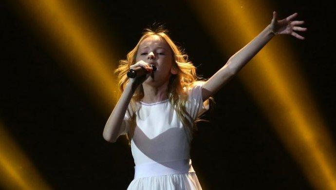 Данэлия Тулешова заняла шестое место наДетском Евровидении