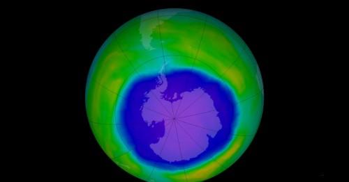 Учёные заявили о восстановлении озонового слоя Земли