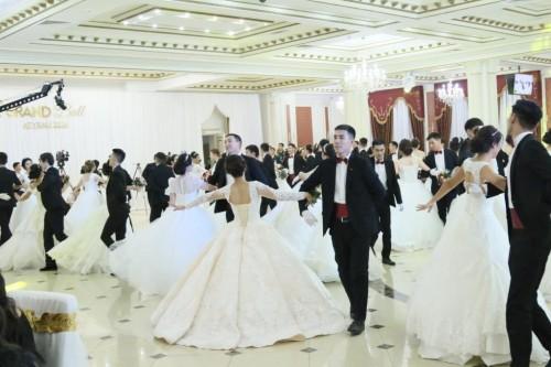 Благотворительный Гранд бал прошел в Атырау