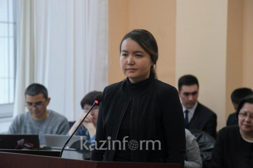 Дело о смерти Искандера Сулейменова: подсудимая просит не лишать ее свободы
